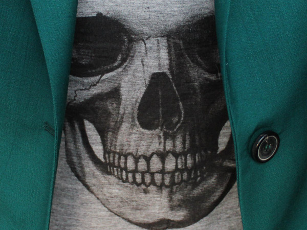 8eb1b5ef20 Look do dia  Blazer verde