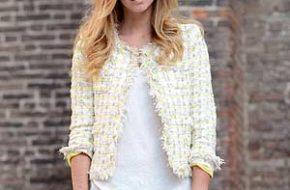 Como Usar: Casaco de Tweed