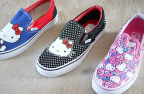 Hello Kitty x VANS 2012