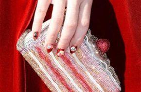 A bolsa de fatia de bolo da Katy Perry e as bolsas divertidas de Judith Leiber