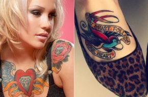 O que eles pensam sobre Tatuagem – parte 2