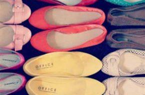 Amor por sapatilhas