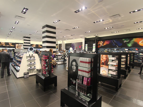 a2f2f241629dd Vista geral da loja da Sephora Brasil