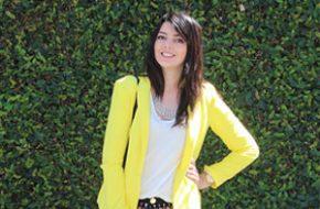 Look do dia: Amarelo e estampa étnica