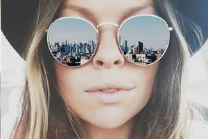 ba52cdb47 Como Usar: Óculos Espelhados - Just Lia   Por Lia Camargo