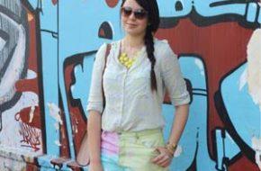 Look do dia: Jeans tie-dye