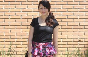 Look do dia: Saia peplum