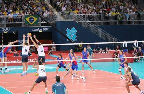 Olimpíada 2012 – Londres – Vôlei masculino