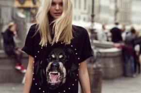 Como Usar: Camiseta com Estampa de Animal