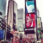 Nova York – Um oi!