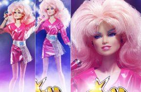 Mais bonecas de Jem e as Hologramas