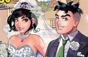 O Casamento da Mônica e do Cebolinha