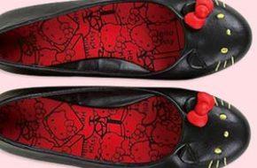 Sapatilhas de bichinhos (e da Hello Kitty!)
