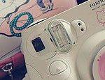 Câmera instantânea Instax Mini 7S Hello Kitty