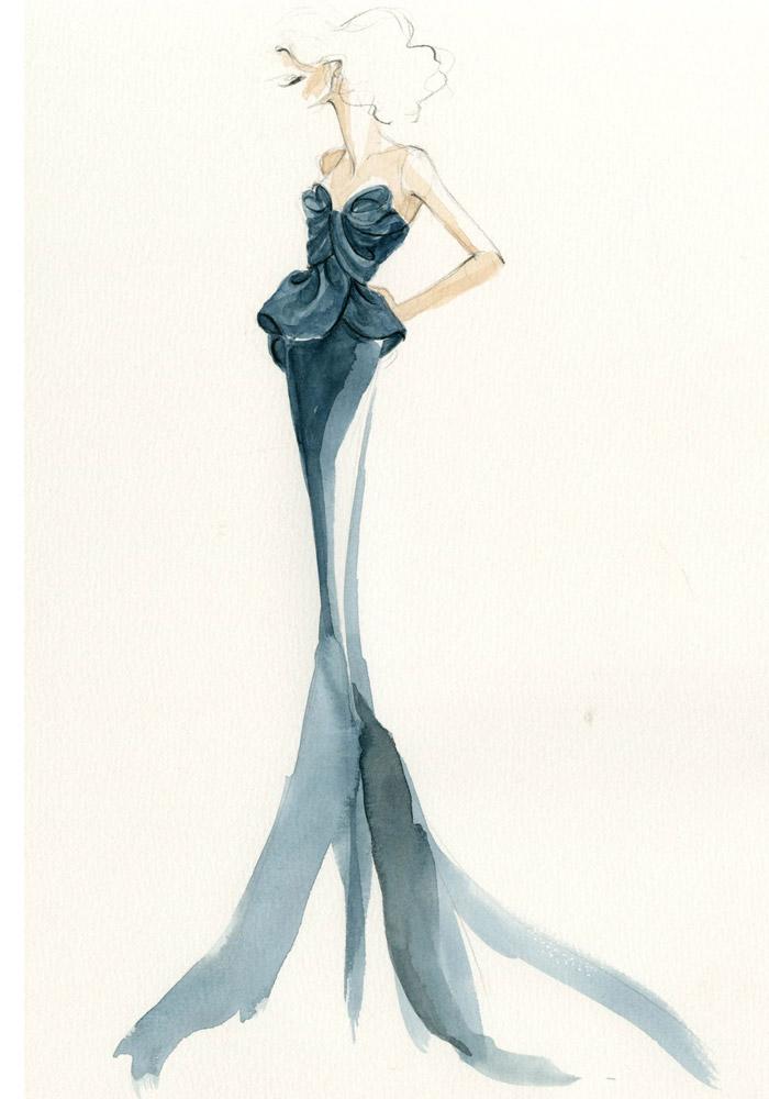Estilistas recriam os vestidos das princesas disney para a harrod s