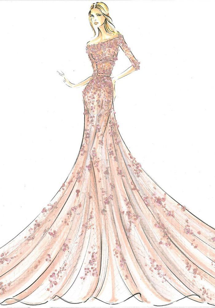 Estilistas Recriam Os Vestidos Das Princesas Disney Para A Harrod 39 S Just Lia Por Lia Camargo