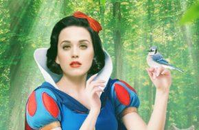 Pôsteres Disney com celebridades
