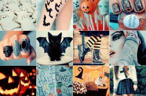 Moodboard de Halloween