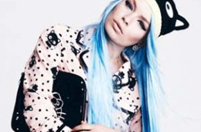 Lookbook Hello Kitty Forever para Forever 21