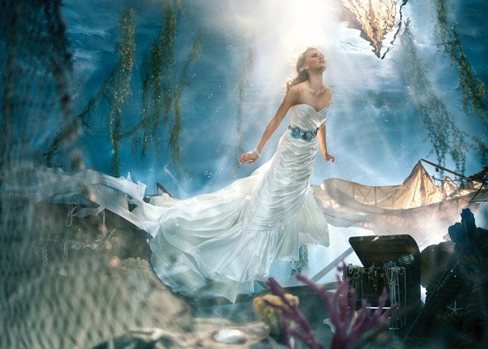 """Ariel de """"A Pequena Sereia"""""""