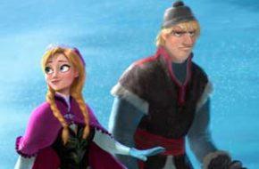 Frozen – O Reino do Gelo, a nova animação da Disney
