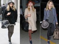 O estilo Boyish de  Elizabeth Olsen
