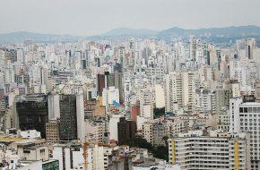 b139570048ddd São Paulo – Edifício do Banespa e a vista panorâmica da cidade
