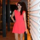 Look do dia: Vestido neon