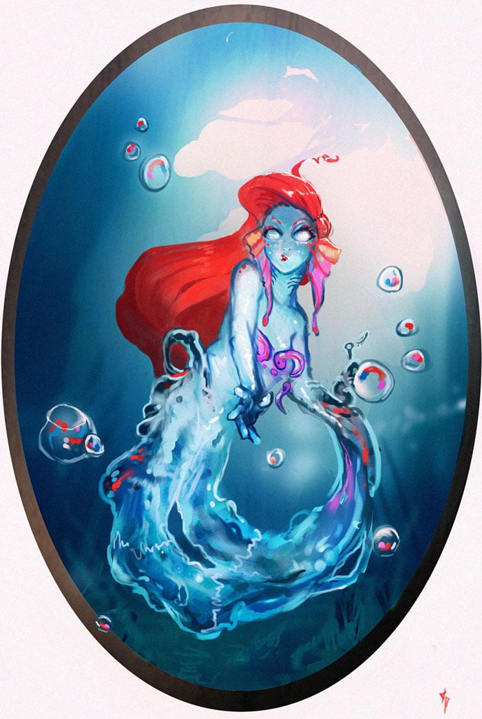 ariel-water