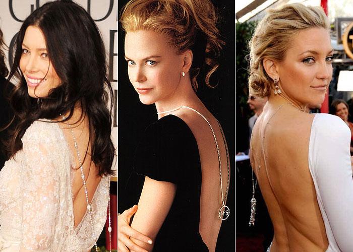 Jessica Biel, Nicole Kidman e Kate Hudson
