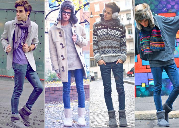 Looks masculinos por Gianni