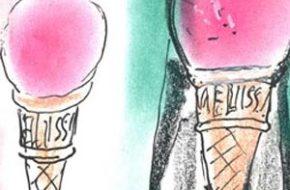 Melissa por Karl Lagerfeld