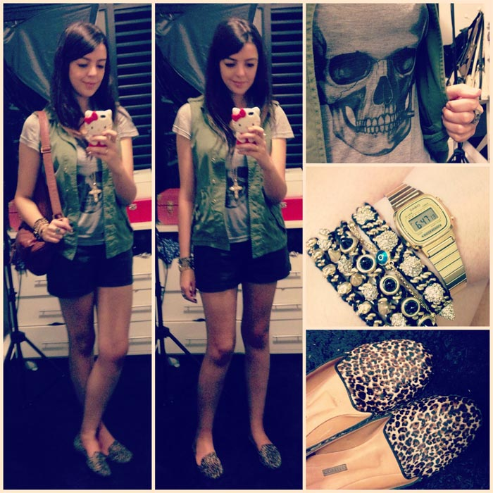 Short H&M