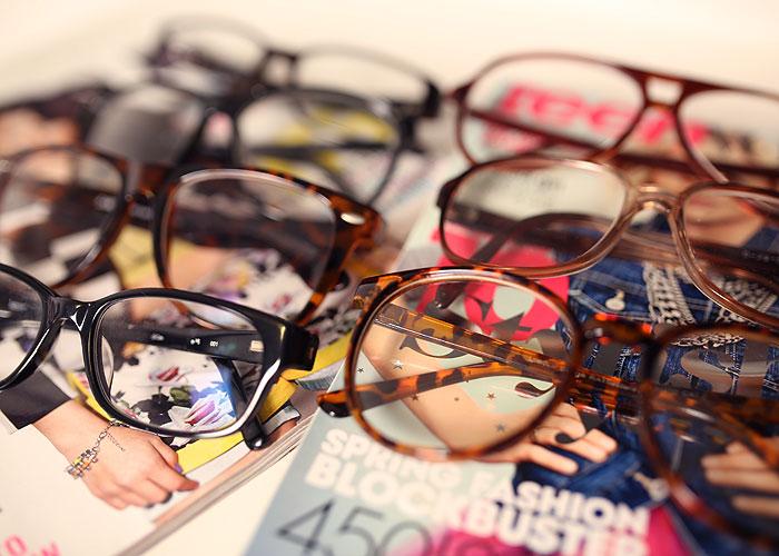 Meus óculos de grau!