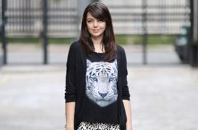 Look do dia: Camiseta de tigre