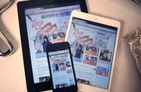 Comparando o iPad, o iPad Mini, o iPhone 4 e o iPhone 5