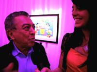 Veja também: Lia Camargo entrevistando Maurício de Sousa