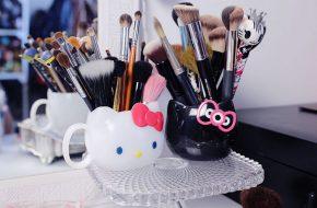 Guia de maquiagem: Pincéis