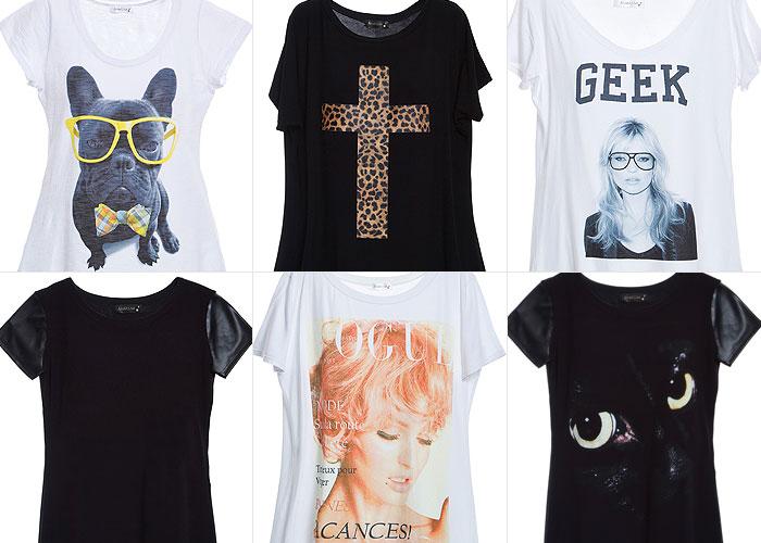 Camisetas da Amarena