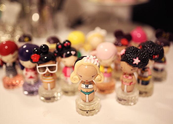 Minha coleção de Harajuku Lovers!