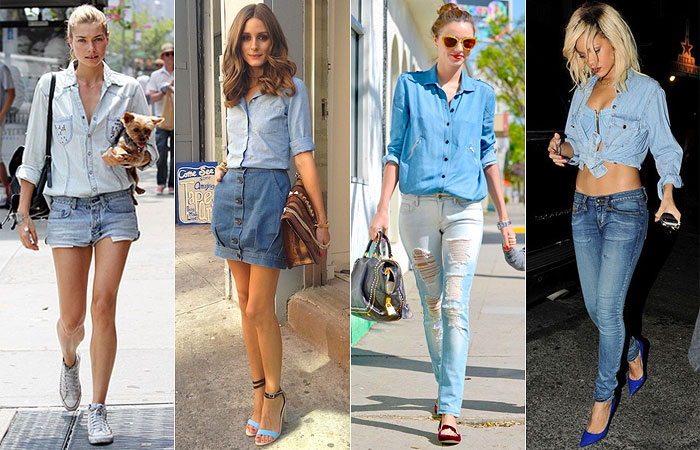 Como Usar: Jeans com Jeans