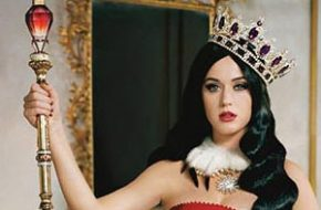 Katy Perry e a campanha de Killer Queen