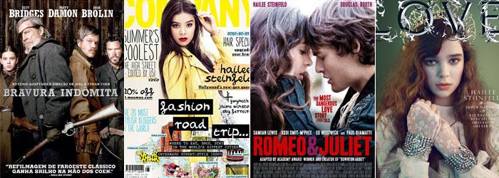 Filmes e capas de revista