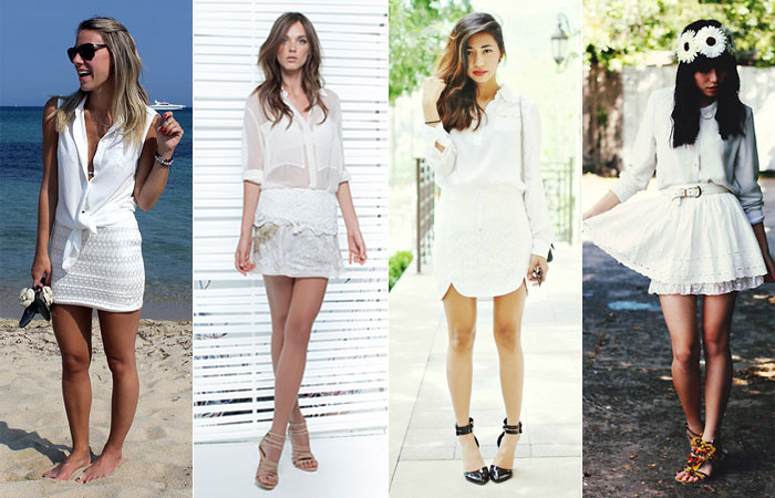 331690f1030 Como Usar  Tudo Branco! - Just Lia