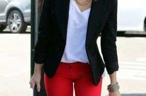 Como Usar: Preto + Branco + Vermelho