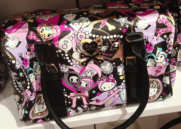 Bolsa Tokidoki for Hello Kitty