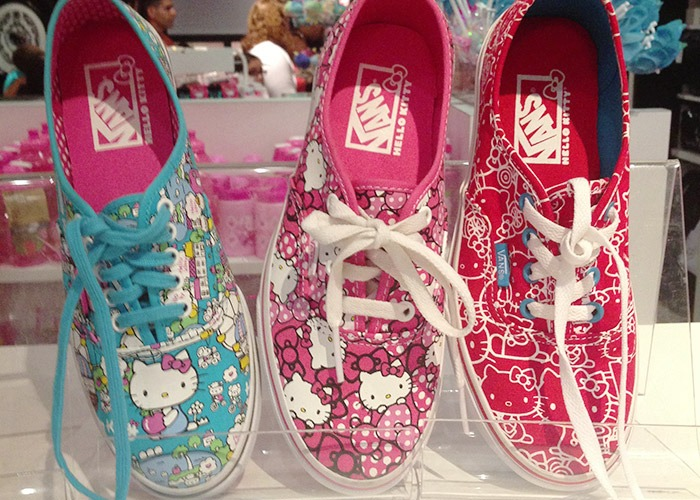 Tênis Vans for Hello Kitty