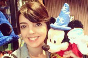Um oi da Disney!