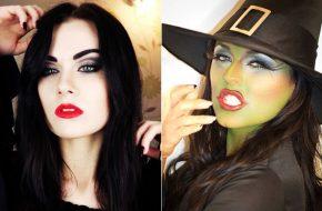 O que eles pensam sobre Maquiagem de Halloween