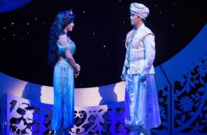 Musical Disney Aladdin na Broadway